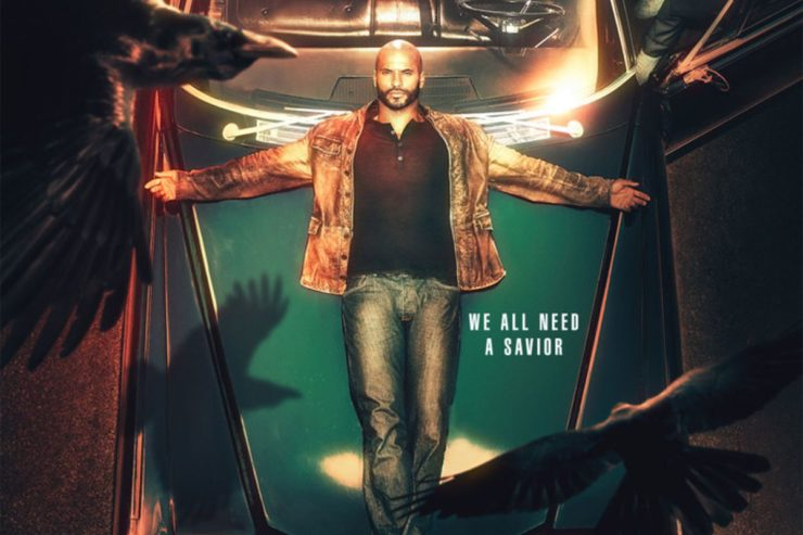 American Gods Renewed for Season 3 on Starz