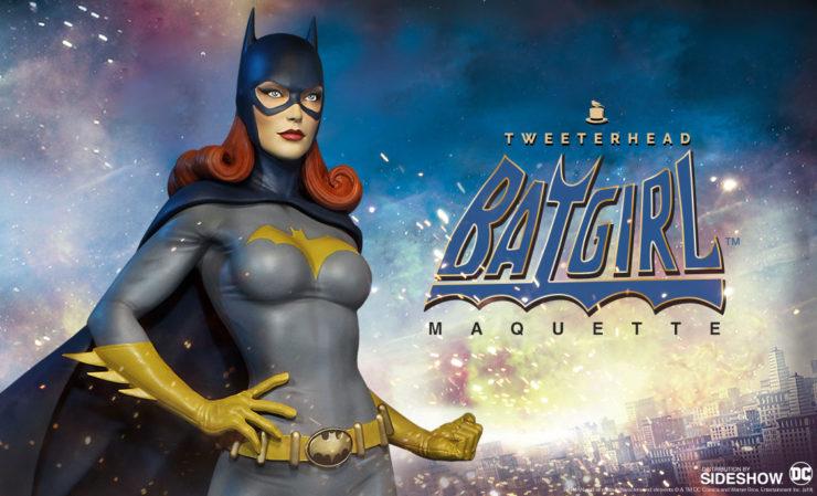 Tweeterhead Batgirl Maquette