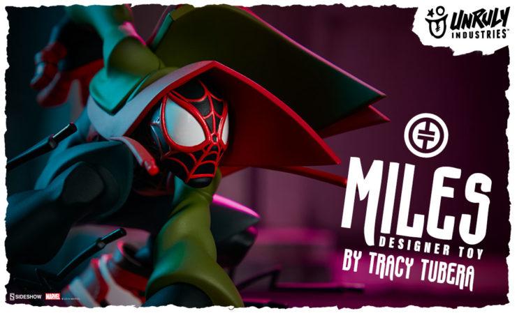 Unruly Industries Miles Designer Toy