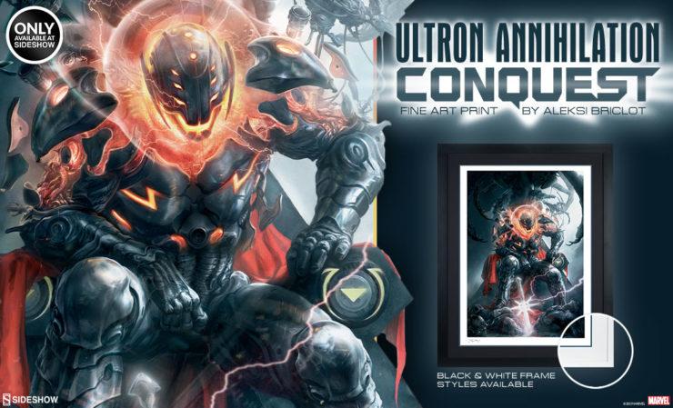 Ultron Annihilation Conquest Fine Art Print