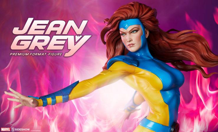 Jean Grey Premium Format Figure