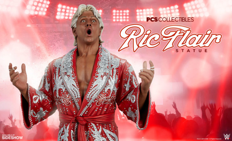 Pop Culture Shock Ric Flair Statue