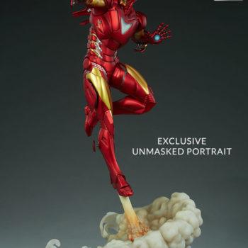 Iron Man Extremis Mark II Statue- Adi Granov Artist Series