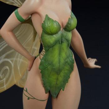 Tinkerbell Statue Dress Detail 2