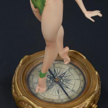 Tinkerbell Statue Compass Base