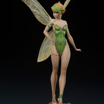 Tinkerbell Statue, front view