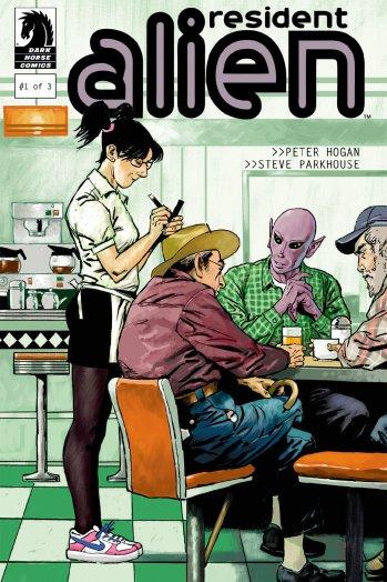 Syfy Orders Resident Alien Series from Pilot