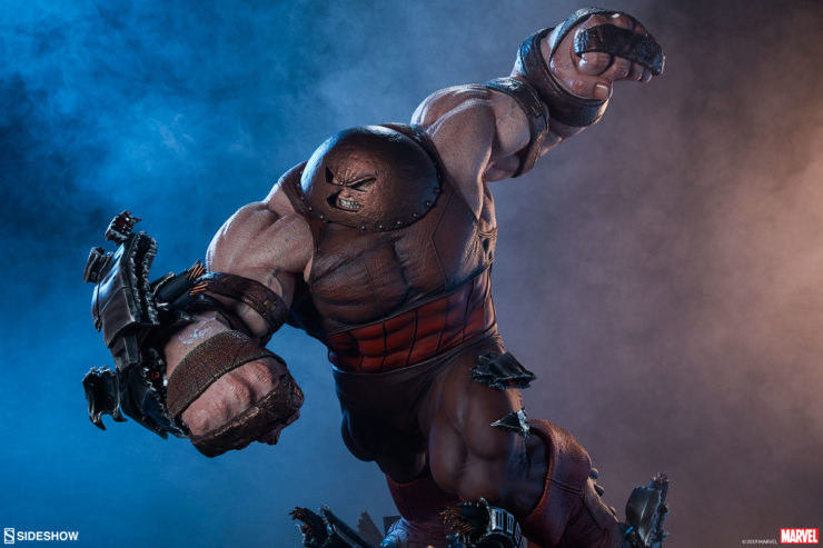 Here Comes the Unstoppable Juggernaut Maquette!