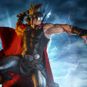 Thor: Breaker of Brimstone Premium Format™ Figure Drama Shot 2