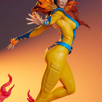 Jean Grey Premium Format™ Figure Exclusive Edition Lower Drama Shot