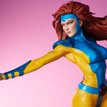 Jean Grey Premium Format™ Figure X-Men Gold Team Costume