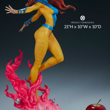 Jean Grey Premium Format™ Figure Scale and Size Comparisons