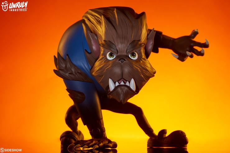 Fur Ball Designer Toy- Unruly Industries