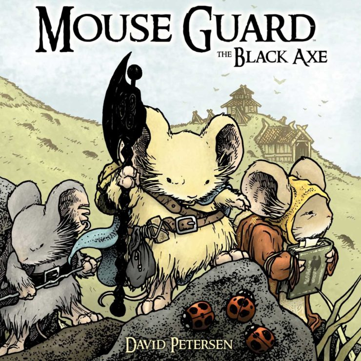 Serkis and Brodie-Sangster to Star in Mouse Guard Adaptation
