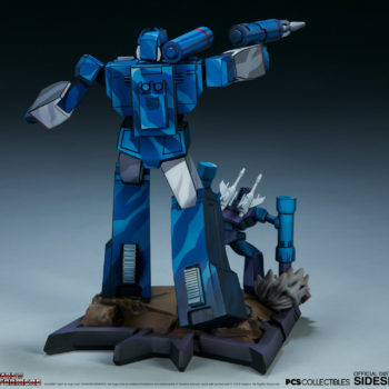 PCS Soundwave Statue Gallery Image