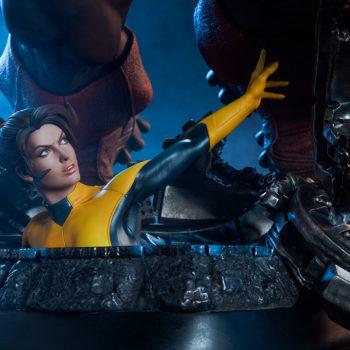 Sideshow's Juggernaut Maquette- X-Men Collection