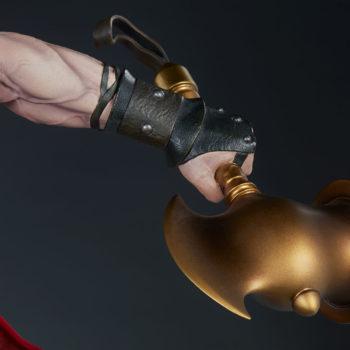 Thor: Breaker of Brimstone Premium Format™ Figure Exclusive Stormbreaker Hammer