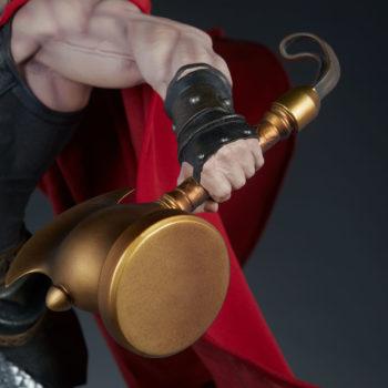 Thor: Breaker of Brimstone Premium Format™ Figure Exclusive Stormbreaker Hammer View 2