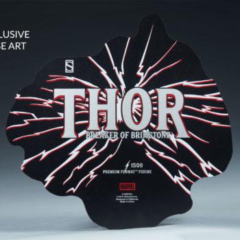 Thor: Breaker of Brimstone Premium Format™ Figure Statue Base