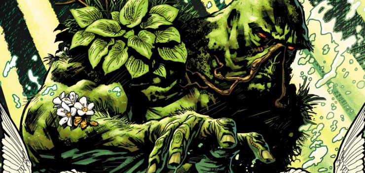 Len Wiseman Teases Swamp Thing First Footage