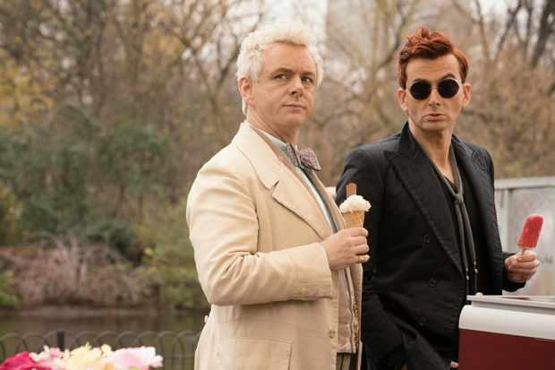 Amazon Prime Releases Good Omens Official Trailer