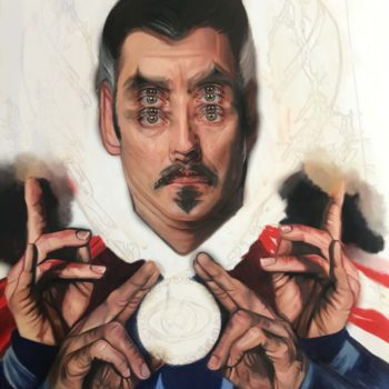 """Artist Interview with Alex Garant, """"Queen of Double Eyes""""- Behind the Scenes of Doctor Strange: Open Your Eyes"""