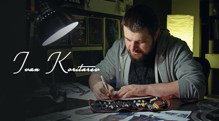 Ivan Koritarev Artist Profile- Becoming a Visual Storyteller