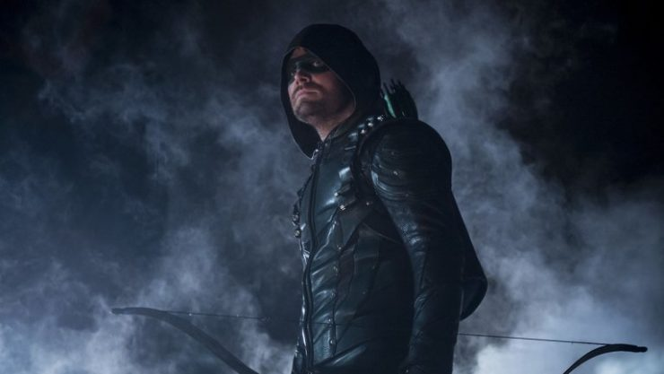 Stephen Amell Announces Series Finale of Arrow