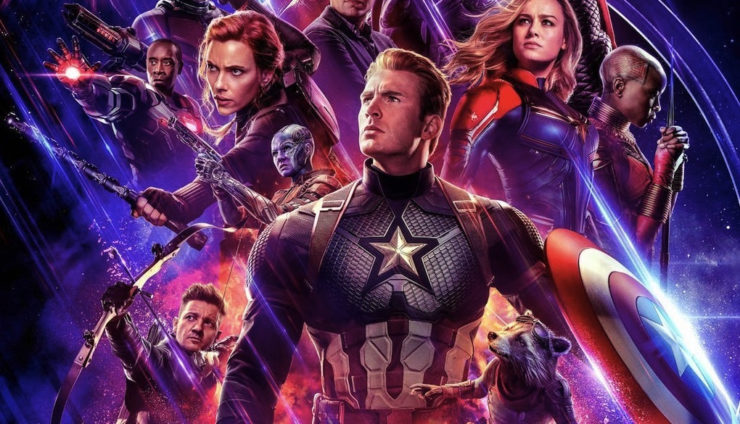 Avengers: Endgame Trailer Viewed 268 Million Times in First 24 Hours