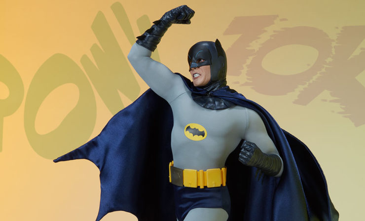 Batman Adam West Premium Format Figure