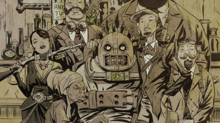 Legendary Pictures to Adapt Bitter Root Comic for Feature Film