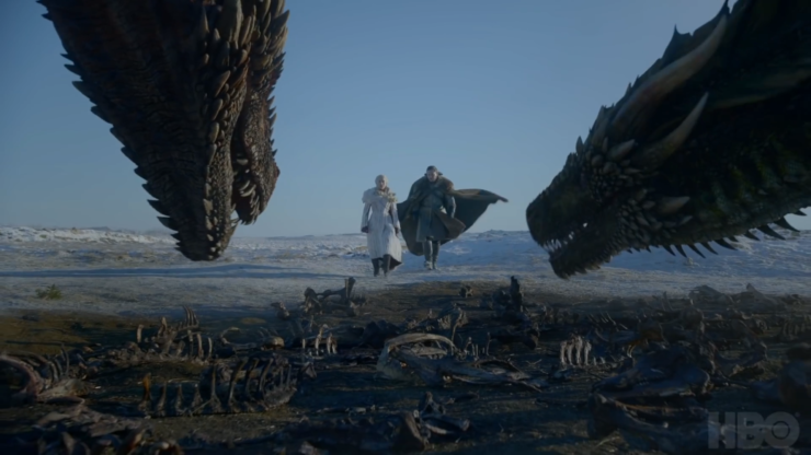 HBO Premieres Trailer for Final Season of Game of Thrones