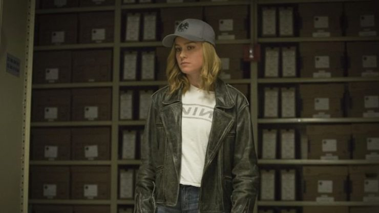 Brie Larson to Star in CIA Drama from Apple