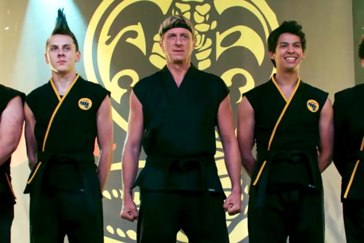 YouTube Premieres Cobra Kai Season 2 Teaser
