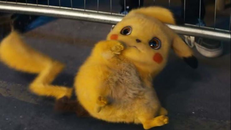 Detective Pikachu New Television Spot Footage