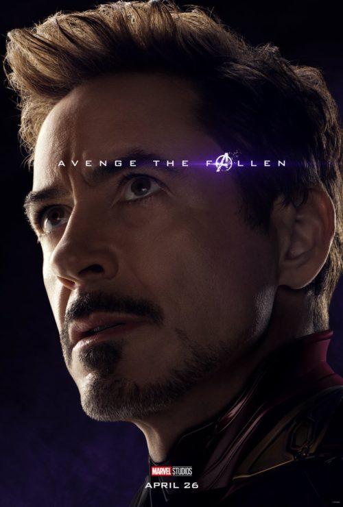 Marvel Releases Avengers Endgame Posters
