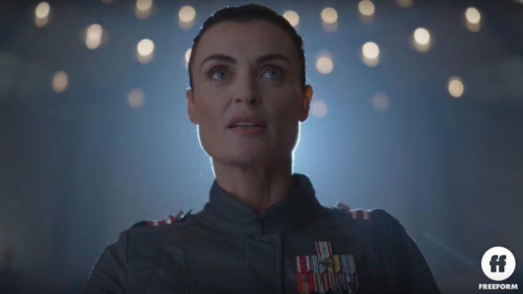 Freeform Orders Motherland: Fort Salem Witch Drama