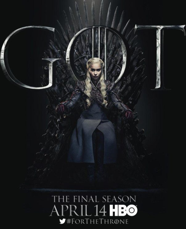 HBO Unveils Game of Thrones Season 8 Character Posters