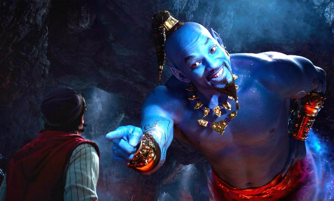 Disney Reveals Aladdin Official Trailer