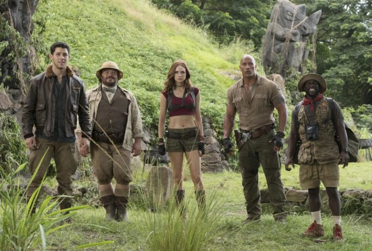 Dania Ramirez Joins Cast of Jumanji 3
