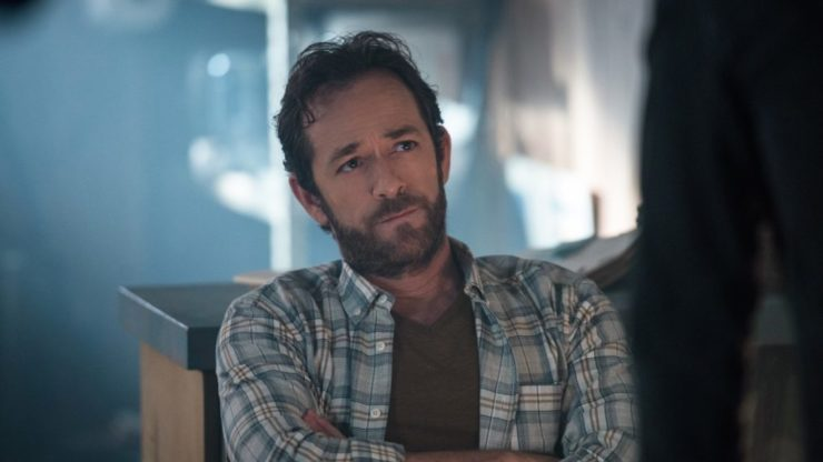 Actor Luke Perry Passes Away
