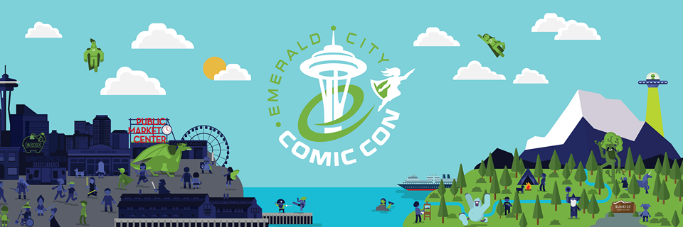 Sideshows Week In Geek A Visit To Emerald City Comic Con