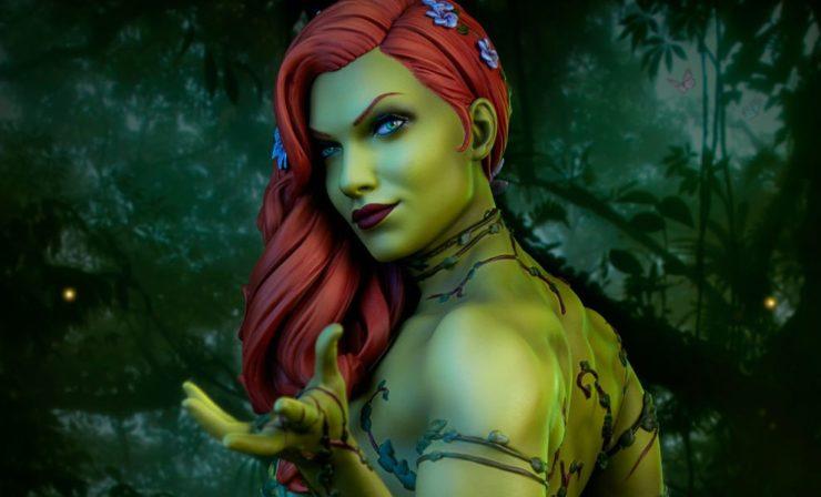 Poison Ivy Sideshow Collectibles Premium Format