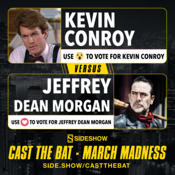 Cast the Bat- March Madness Round One Kevin Conroy vs Jeffrey Dean Morgan