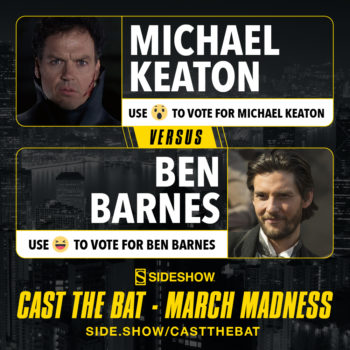 Sideshow's March Madness- Cast the Bat Round 2