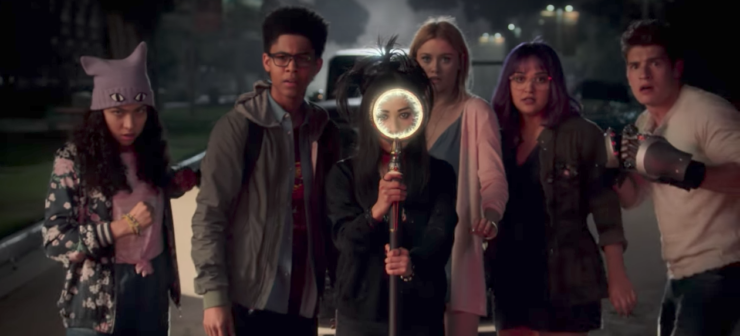 Marvel's Runaways Renewed for Season 3 on Hulu