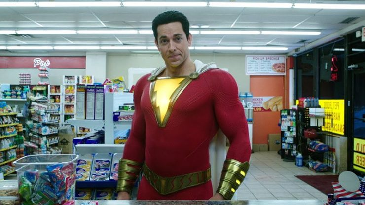 Warner Bros. Debuts Second Official Shazam Trailer