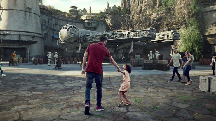 Disneyland Announces Star Wars Galaxy's Edge Opening Dates