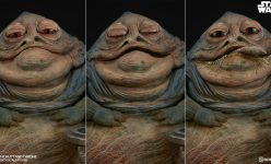 Jabba the Hutt™ and Throne Deluxe Sixth Scale Figure Set
