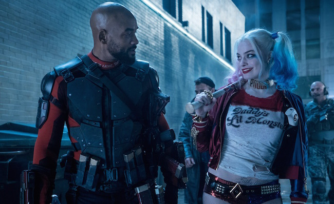 Will Smith Reportedly Not Returning for Suicide Squad Sequel